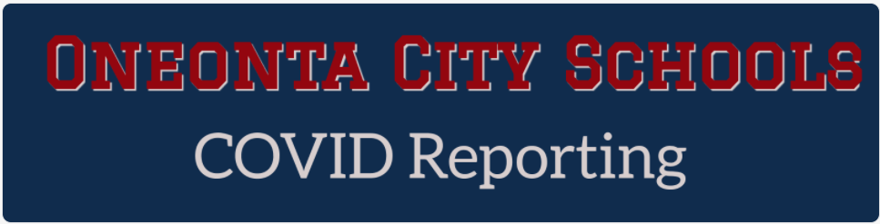 Oneonta City Schools COVID Reporting Form